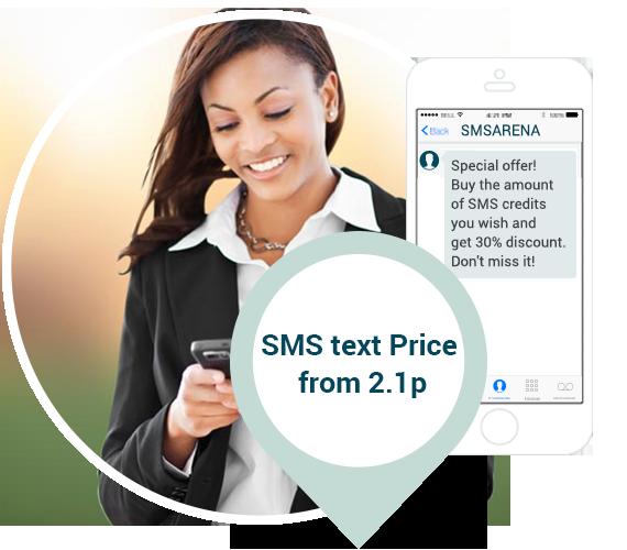 SMSARENA -Best bulk SMS price